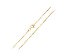 9ct Gold Baby Belcher Chain