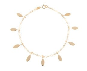 9ct Yellow Gold Fancy Bracelet