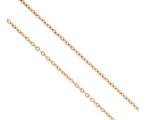Pre-owned 9ct Yellow Gold Belcher Chain
