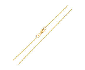 9ct Gold Baby Snake Chain