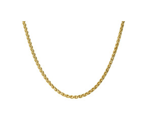 Pre-owned 2.5mms Spiga Chain