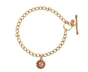 Pre-Owned 9ct Gold Curb Link Bracelet