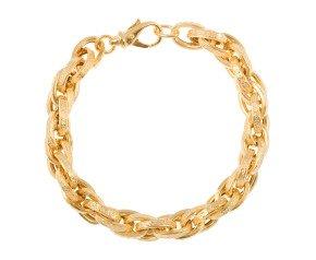 Men's Yellow Gold 8.70mm Prince of Wales Bracelet