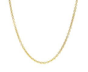 9ct Yellow Gold 1.76mm Trace Chain