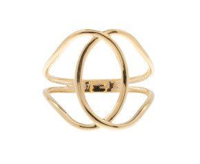 9ct Yellow Gold Fancy Ring