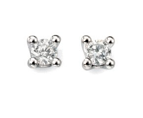 0.15ct Diamond Earrings