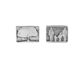 Sterling Silver Family of Four & Tree Earrings