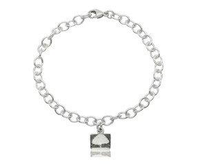 Sterling Silver Little Tree Bracelet