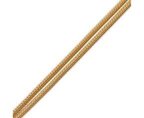 18ct Yellow Gold Baby Snake Chain
