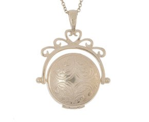 9ct Gold Round Locket