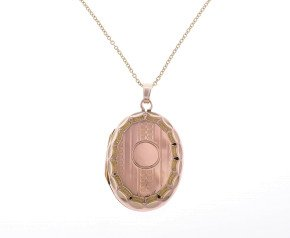 Vintage Oval Locket