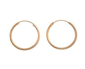 Pre-Owned Hoop Earrings