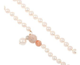 Freshwater Pearl Adjustable Drop Necklace