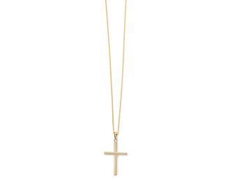 9ct Gold Cross Pendant